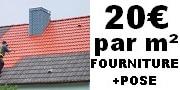 hydrofuge coloré traitement professionnel toiture