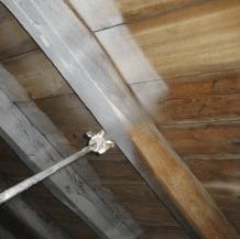 pulverisation gel traitement charpente afpah