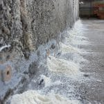 termite injecteur pose dans murs