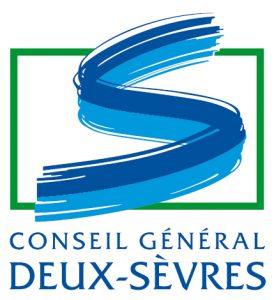 Logo département des Deux Sèvres