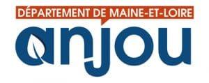 Logo département du maine et loire