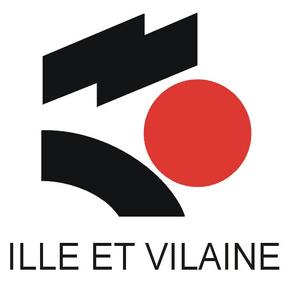 Logo du département d'ille et vilaine