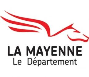 Logo département de la Mayenne