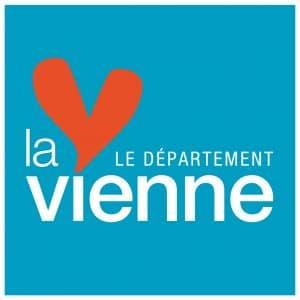 Logo département de la Vienne