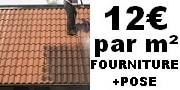 Prix traitement de toiture